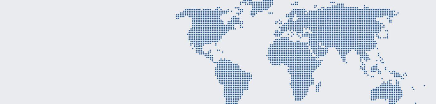Weltweit vertreten – persönlich vor Ort.