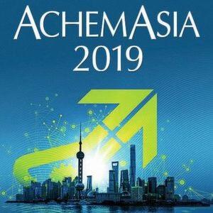 AchemAsia 2019 | Shanghai